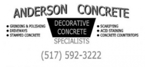 Anderson Concrete of Brooklyn, MI